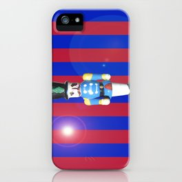 Festive Solider iPhone Case
