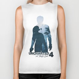 Uncharted A Thief's End Biker Tank