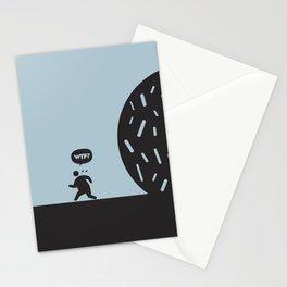 WTF? Donna! Stationery Cards