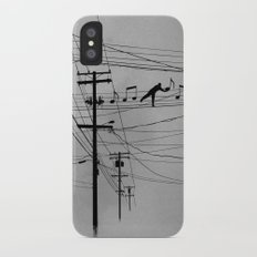 High Notes iPhone X Slim Case