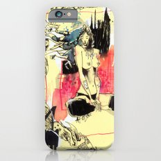 Queen Destructo iPhone 6s Slim Case