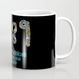 1989 Secret Sessions Anniversary Coffee Mug
