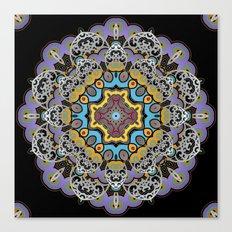Soothing Mandala Canvas Print