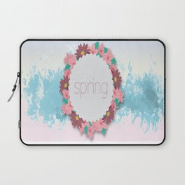 spring time Laptop Sleeve