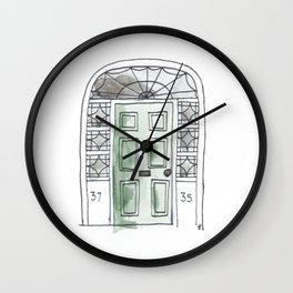 richmond street Wall Clock