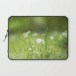 Flora calling Laptop Sleeve