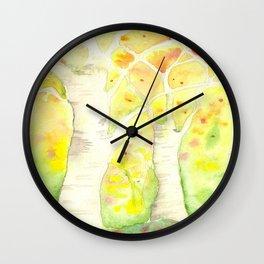 Light Study 1 Wall Clock