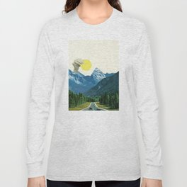 Moving Mountains Long Sleeve T-shirt