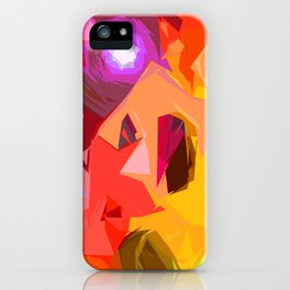 Colour Inflation iPhone Case