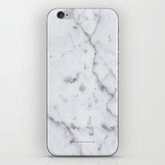 Marble Pattern  iPhone & iPod Skin