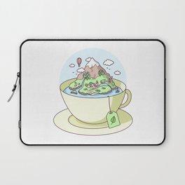 Tea Island Laptop Sleeve