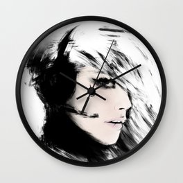 Roger That! Wall Clock