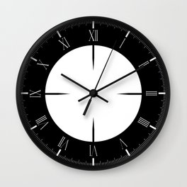 Telescopic Sight Wall Clock