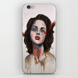 Face Mapping iPhone Skin