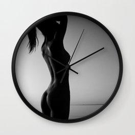 Naked Sea Wall Clock