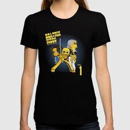 Beatrix Kiddo Vs The De.Vas T-shirt