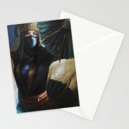 MortalKombat - Jingu Kitana Stationery Cards