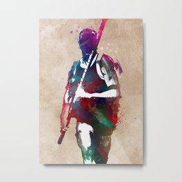 pole vault art 2 #athletics #sport Metal Print