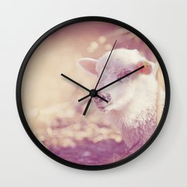 Rapunsel Wall Clock
