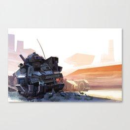Shade Giver Canvas Print