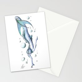 Mermaid 24 Stationery Cards