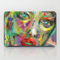 archan nair iPad Cases featuring Ultraviolet Drops by Archan Nair