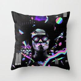 Marla Singer Slide Throw Pillow