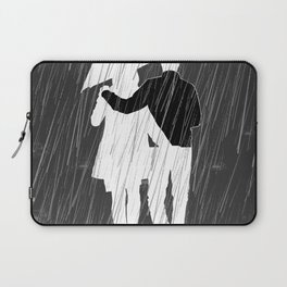 Love Knows No Bad Weather Laptop Sleeve