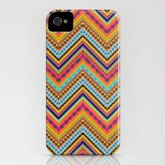 Tribal Chevron iPhone (4, 4s) Slim Case