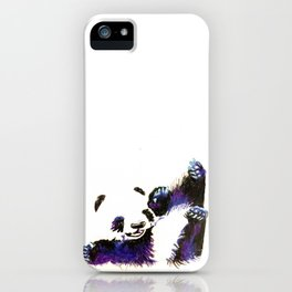 Don't leave me hanging iPhone Case