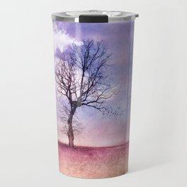 ATMOSPHERIC TREE | Early Spring Travel Mug