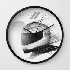 Archeo Speed Wall Clock