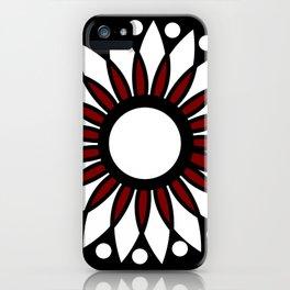 Mandala 5 iPhone Case