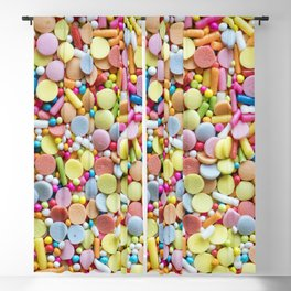 Candyland Blackout Curtain