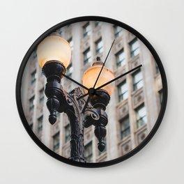 Chicago Loop Wall Clock