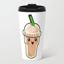 Coffee Kawaii Travel Mug