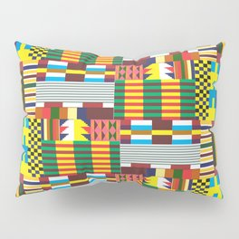 Afro Nation Kente Vibe Pillow Sham