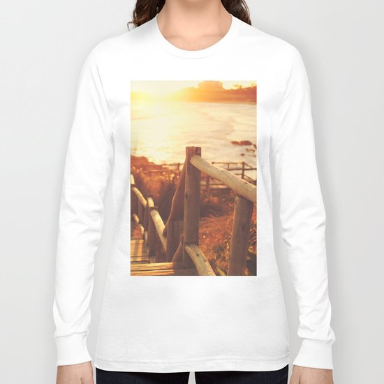 Sunset I Long Sleeve T-shirt