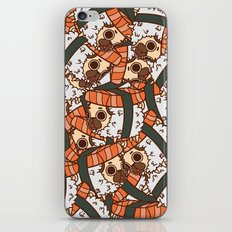 Puglie Salmon Sushi iPhone & iPod Skin