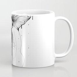 mushroom lady Coffee Mug
