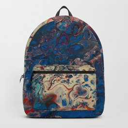 New Painting, Who Dis? Backpack