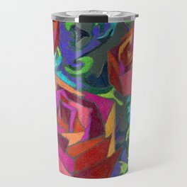 Life is Chaos Travel Mug