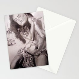 Bye my love Stationery Cards