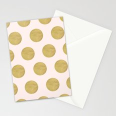 Stay Golden Stationery Cards