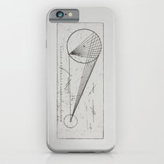 Etched print no. 1 Slim Case iPhone 6s