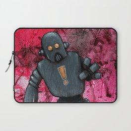 Bue Robot Laptop Sleeve