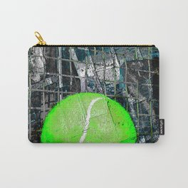 Tennis print works vs 5 Carry-All Pouch