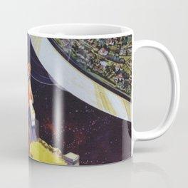 Planetary Precipice Coffee Mug