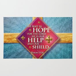 Our Shield Rug
