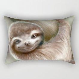 Hanging Around Rectangular Pillow